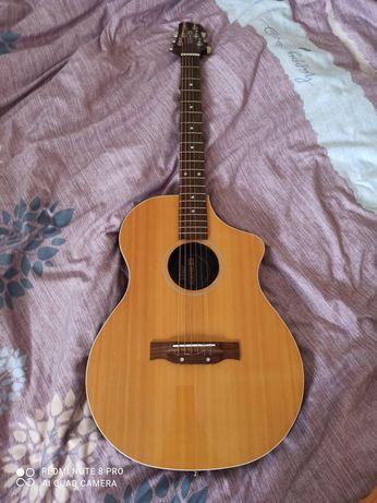 Электро акустическая гитара Line 6 variax 300