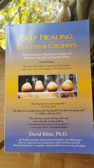 Книга за лечебно хранене при улцерозен лолит и Крон