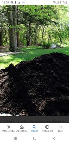 Чернозем чёрная плодородная земля