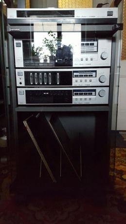 Rack Fisher RA-35 precum Sony Akay Onkyo Jvc