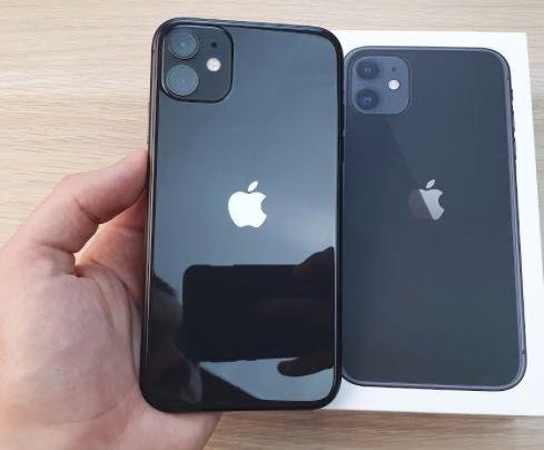 iPhone 11, IOS 14.6 в идеальном слстоянии