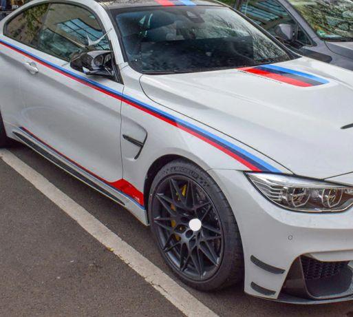 Set Colant Autocolant Proiect MTech BMW F30 F34 F10 F13 M3 M4 M5 M6