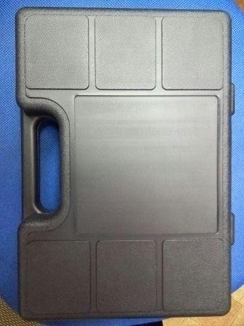 Cutie microfon din plastic burete interior case microfon
