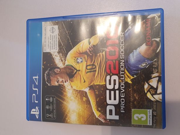 Pro Evolution Soccer 16 PS4