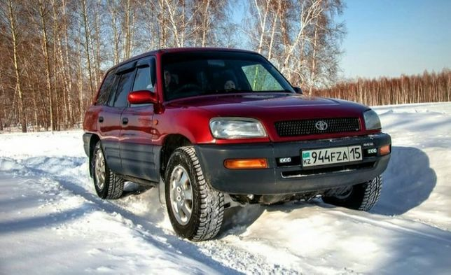 Продам Toyota Rav4