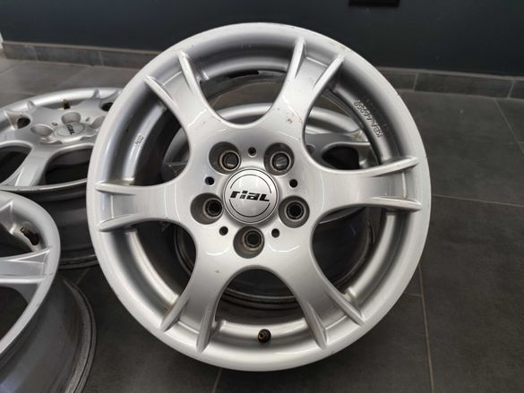 Джанти 15'' - 5х112 - Audi, Volkswagen, Skoda, Seat -