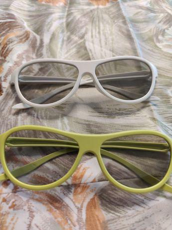 Vând ochelari 3d LG