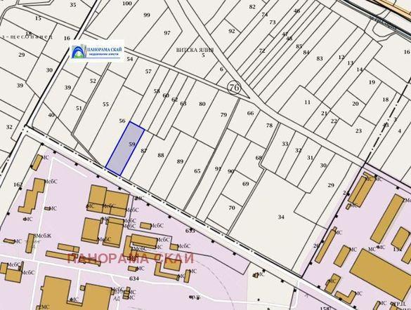 Продава Парцел в Плевен-Индустриална зона запад площ 4904 м2