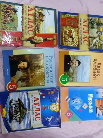 Продам учебники за 5-6 класс