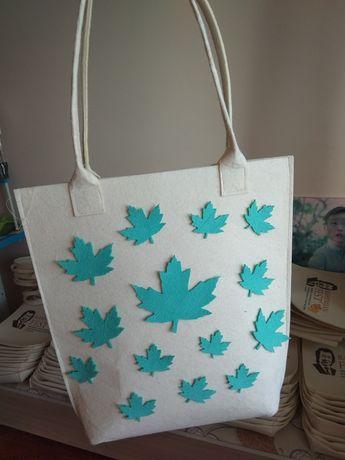 ЭКО сумки из фетра, войлока и других материалов