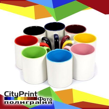 Изготовление сувенирной продукции/Печать на кружках/Печать на футболка