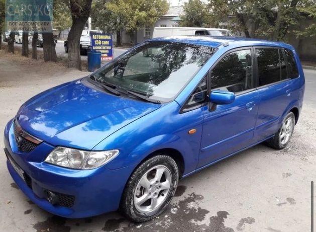 Mazda premasy (Премаси)2003 год на запчасти