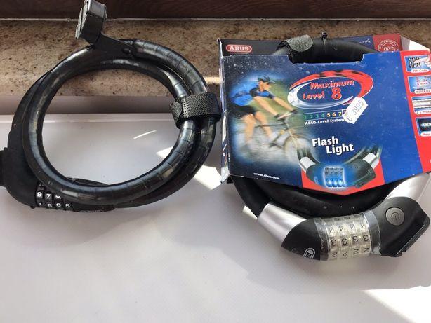 Antifurt tip cablu ABUS