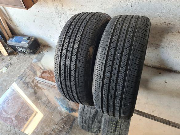 2 бр. всесезонни гуми 245/45/20 Michelin MXV4 7 mm DOT1214