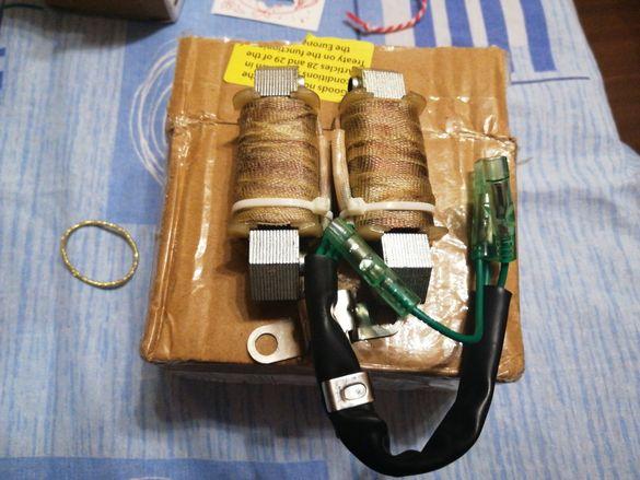 Намотка алтернатор за извънбордов двигател Parsun F15