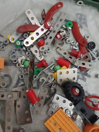 конструктор металлический, фигурки игрушки по 50 тг