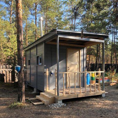 Строим каркасные дома бани и беседки