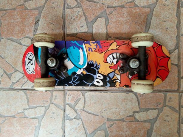 Skateboard placa