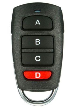 Универсално клониращо дистанционно на 433mhz за коли, гаражни врати