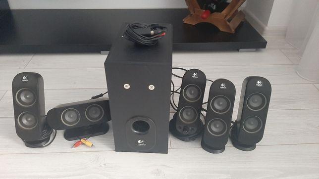 Sistem audio Logitech 5.1 X530