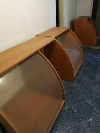 mobilier magazin (vitrine)
