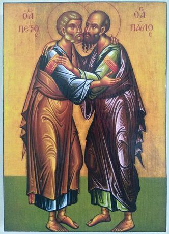 Икона на Св. Св. Петър и Павел, Petar i Pavel, различни изображения