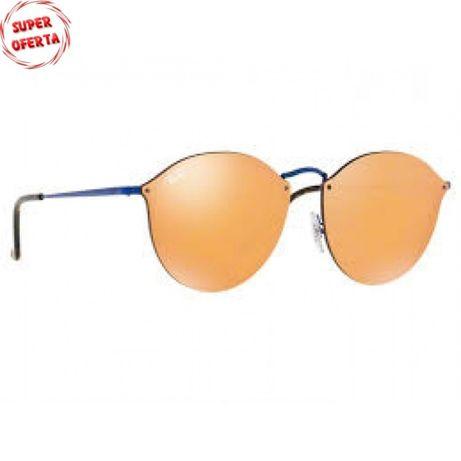 Ochelari de soare Ray-Ban RB 3574 90387j blaze round