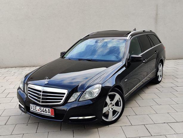 Mercedes-Benz E350CDI - Euro 5 - 2011