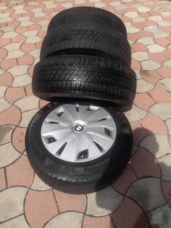 Jante-roti BMW seria 2 F45 anvelopa iarna 195/65R16
