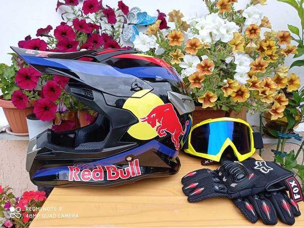 Casca enduro motocross downhill atv quad utv buggy moto bicicleta MTB