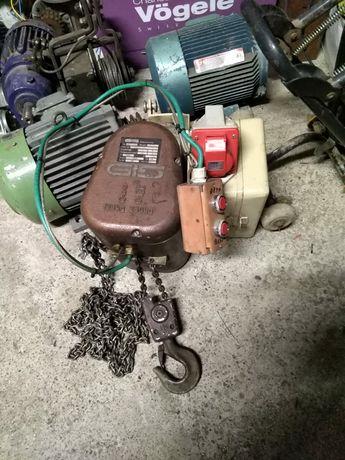 Macarale electrice 380v cu lanț și lanțuri de macarale,faşe 3-5t