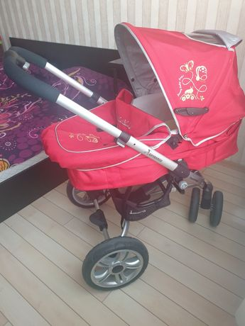 Комбинирана количка  Cangaroo 120 лв