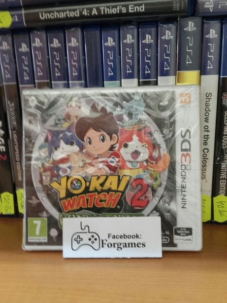 Vindem jocuri Nintendo 3DS Yo-Kai Watch 2: Bony Spirits