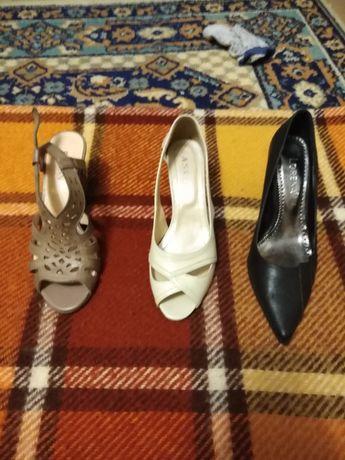 Продам кожаную  обувь в отличном состоянии