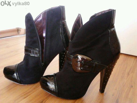 Оригинални дамски обувки марка 1to3 ботуши