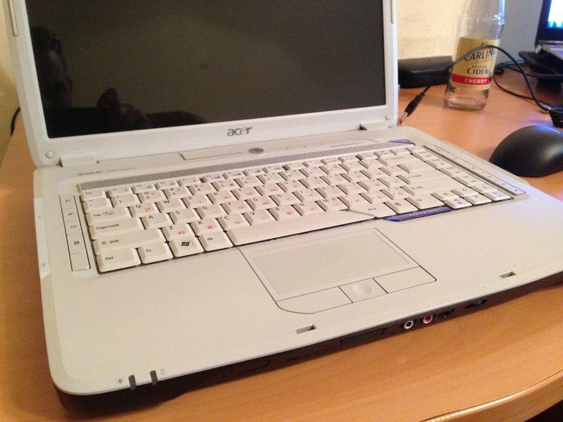 Acer Aspire 5920G - на части гр. София - image 1