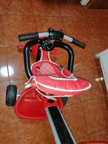 Tricicleta pliabila schimb cu telefon
