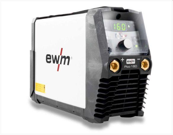 Заваръчен апарат, Електрожен, Виг, EWM Pico 160 Cel