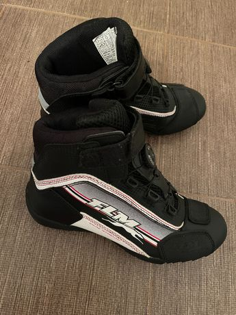 FLM Sports 1.2 Motorcycle Boots EU Size 40