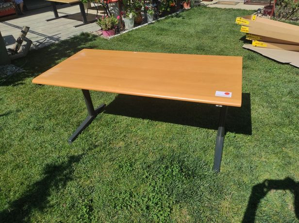 Stand up desk Masă 160x80 reglabilă electric la înălțime69-118cm
