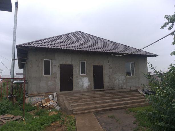 дом 160км². времянка 60км². 10 сот