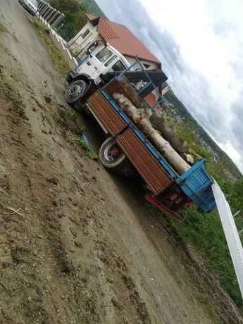 Transport basculabil și cu macara