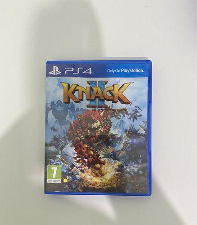 CD Knack 2 Playstation4