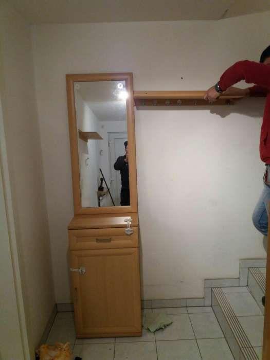 Cuiet cu oglinda Batarci - imagine 1