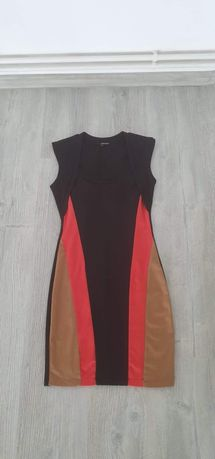Rochie elegantă, model colorat