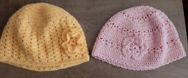 Caciulite tricotate 3-4 ani