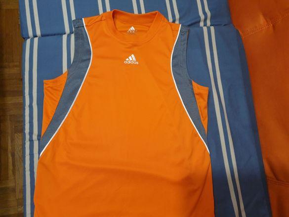 Оригинален потник Адидас (Adidas) Оранжев
