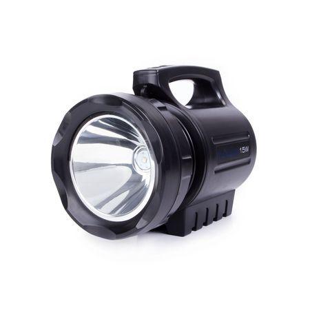 Lanterna Tactica Profesionala cu LED CREE XM-L T6 15 W, Acumulator