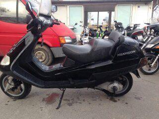 Piaggio heksagon 180 Пиаджо Хексагон 180 4т