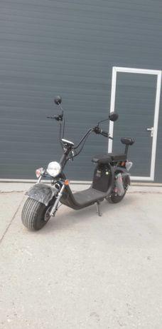 Електрически скутер/ мотор Харли чопър 1500W  модел 2020 година